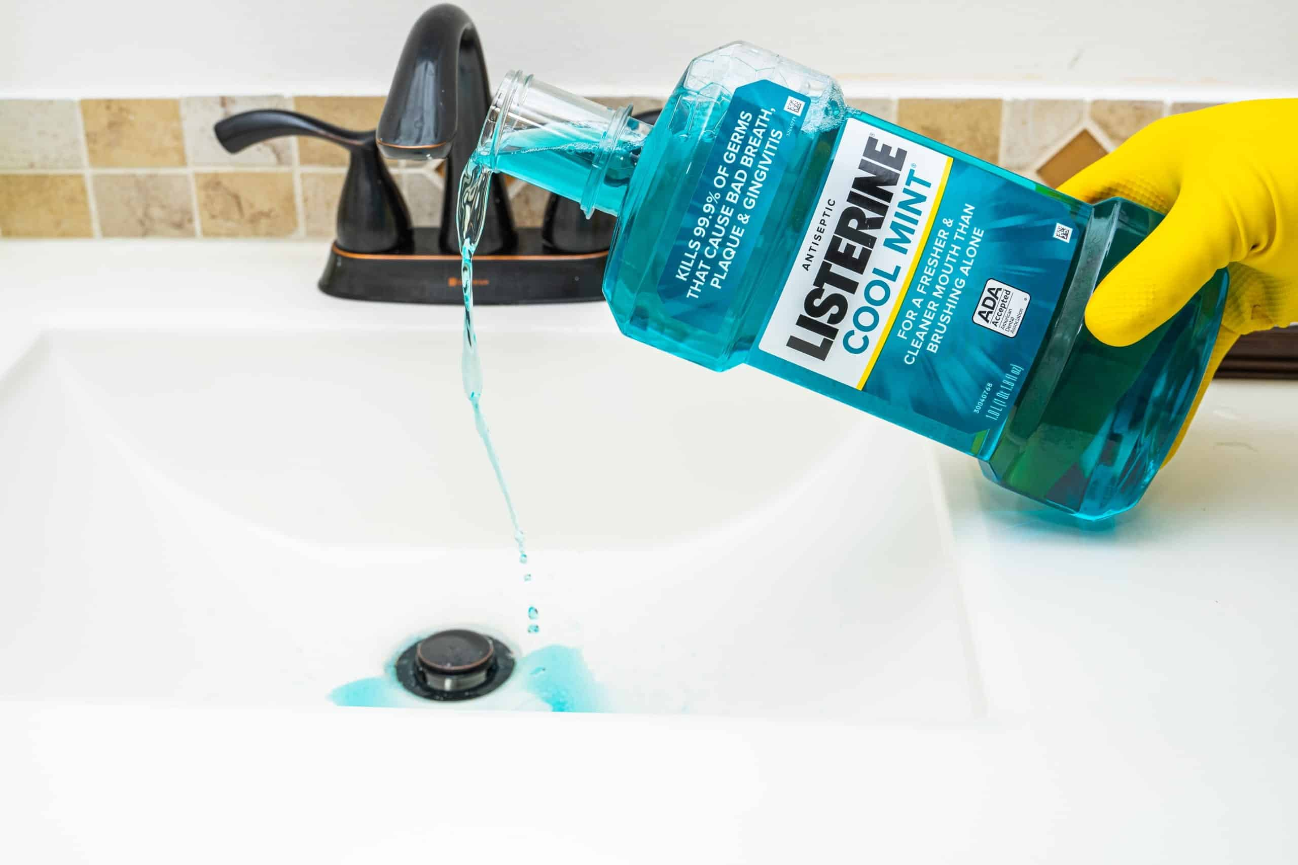 Crazy And Brilliant Listerine Hack